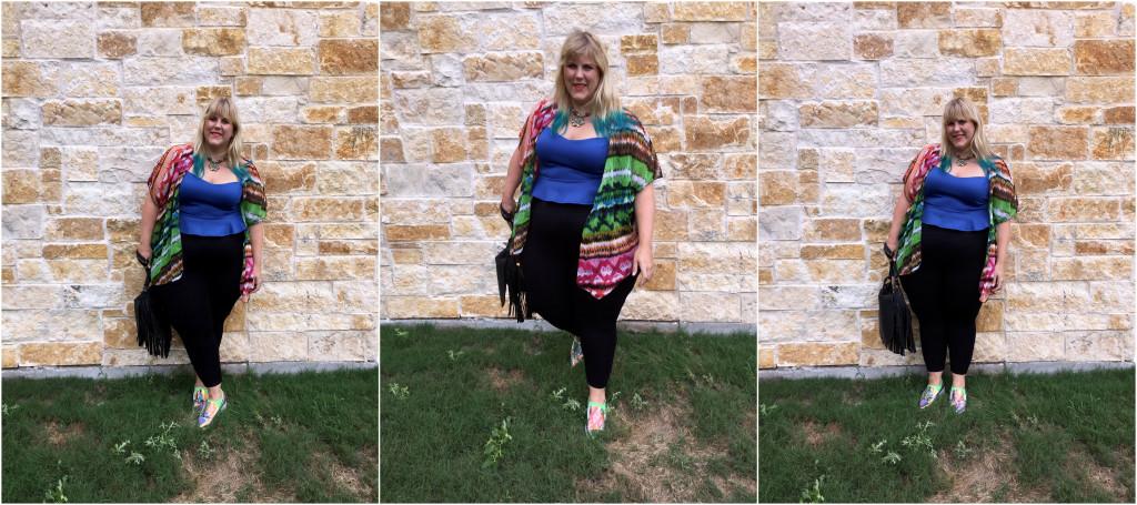 Plus Size Fashion Blog Outfit Ideas Plus Size Fetival Look