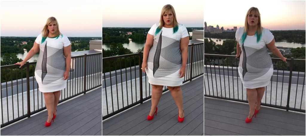 Plus size fashion blog plus size outfit ideas 2