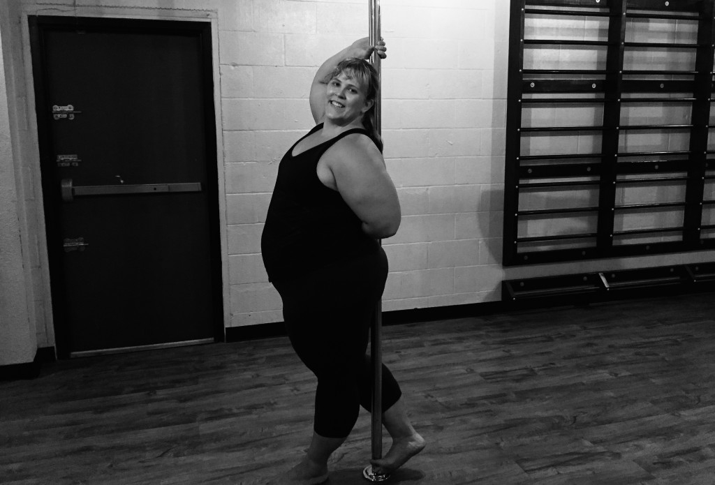 Plus size fitness blog plus size pole dancing 2