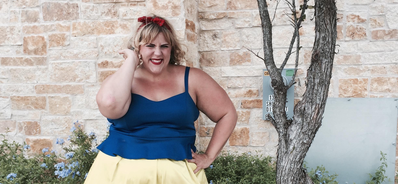 Plus Size Disney Looks: Snow White