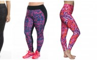 Plus size fitness leggings