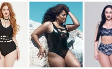 Gothic Plus Size Swimwear