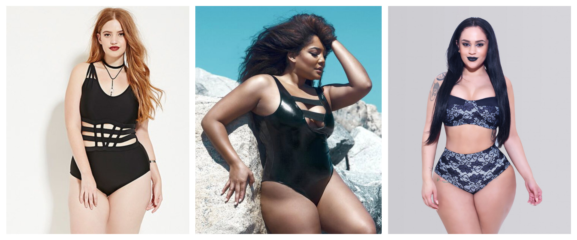 5 Gothic Inspired Swimsuits to Swoon Over