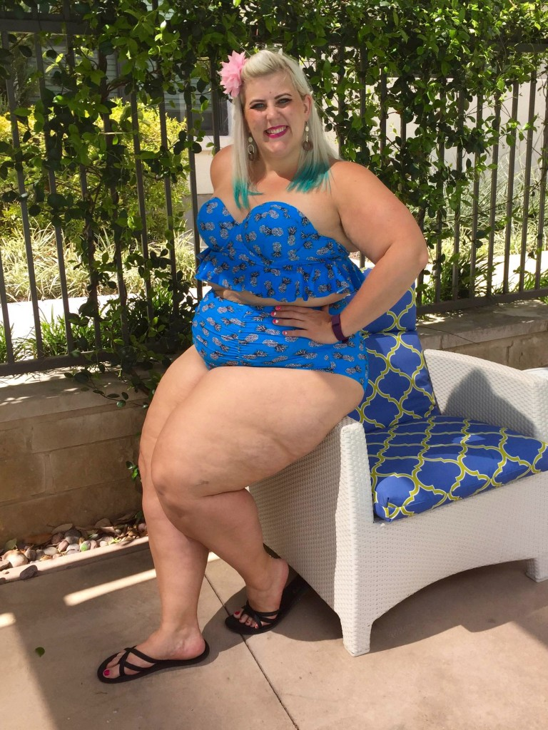 Torrid Plus Size Swimwear