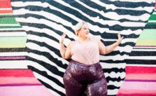 plus-size-holiday-outfit-ideas-sequin-pants-boo-hoo-header