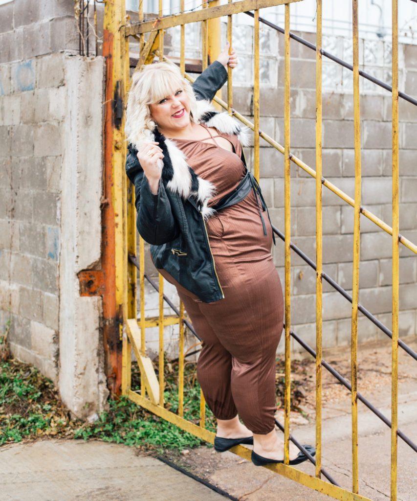 ab379e9f3fe City Chic Vegan Leather Moto Jacket  Charlotte Russe ...