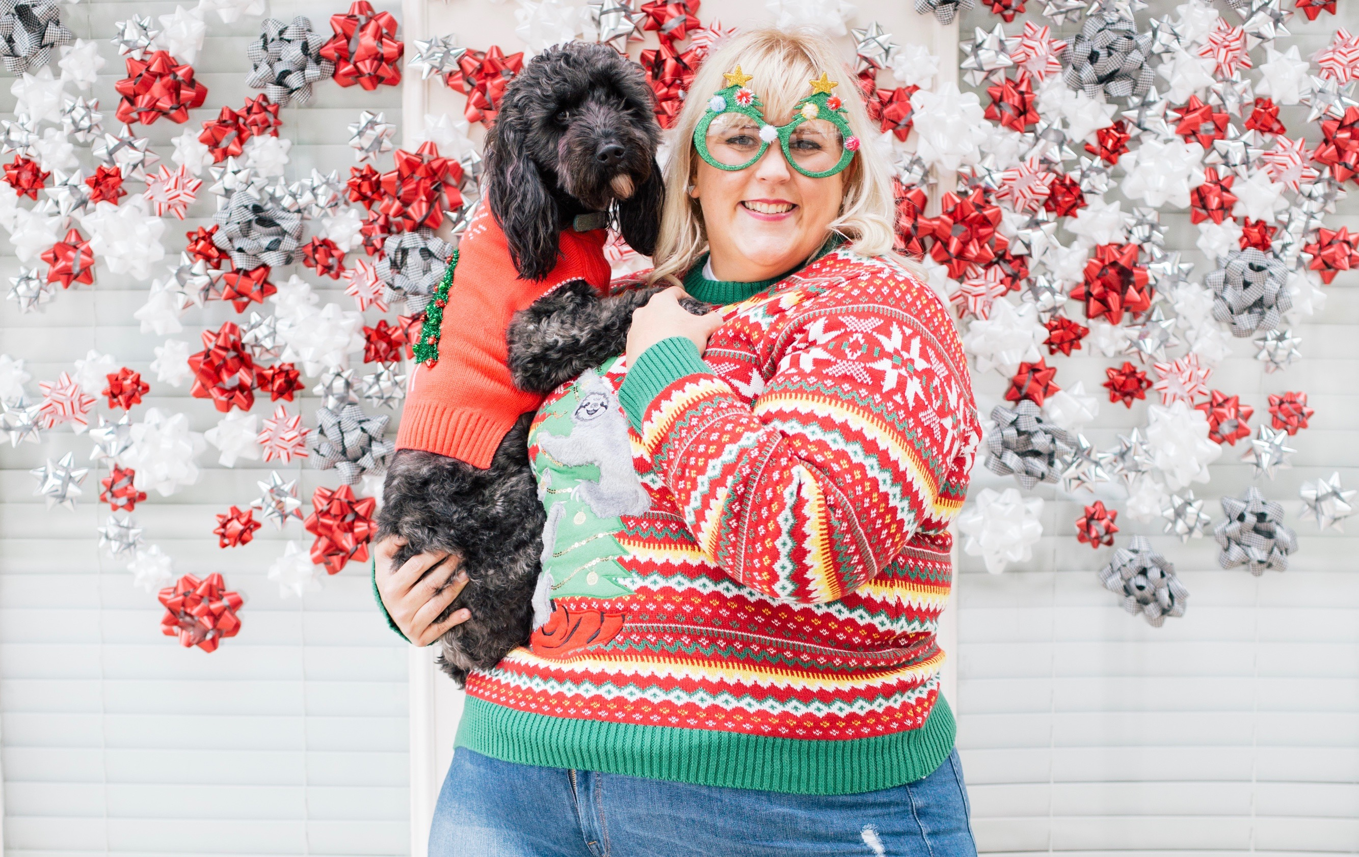Everyone Should Own an Ugly Christmas Sweater.
