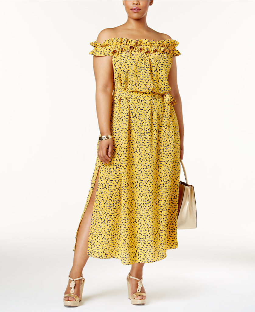 Glitter + Lazers | 11 Summer Plus Size Maxi Trends To Rock